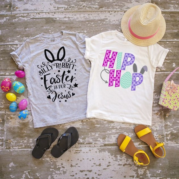 Get Kids Easter Tees for only $13.99 each + shipping!