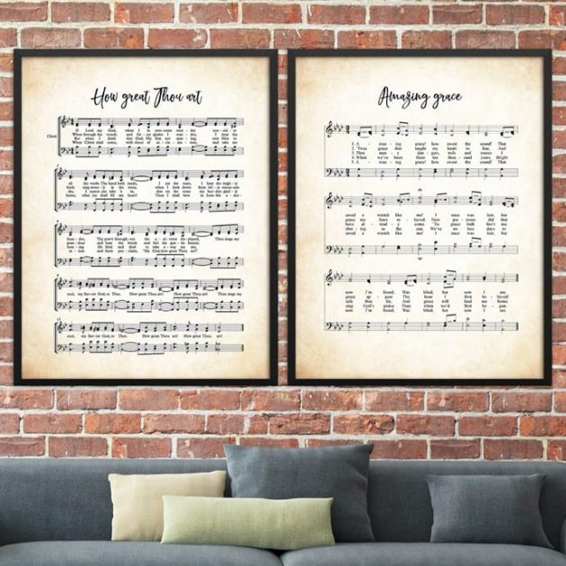 Get Cherished Hymn Prints for only $3.49!