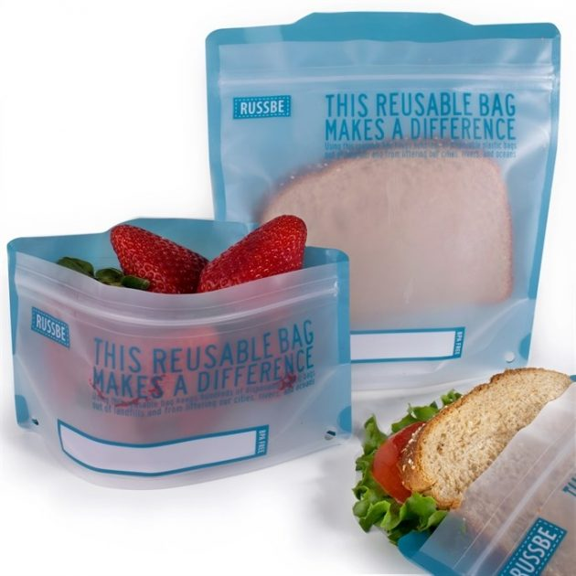 Get Reusable Snack & Sandwich Bags for just $5.99 + shipping!