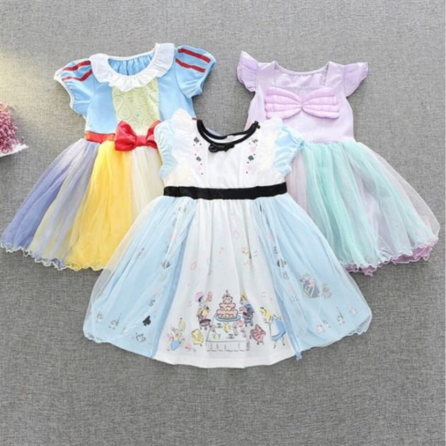 Get Super Soft Princess Play Dresses for only $18.99 + shipping!