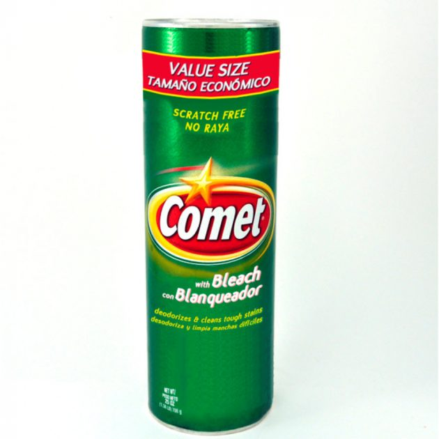 Target: Comet Powder Cleaner only $0.64!