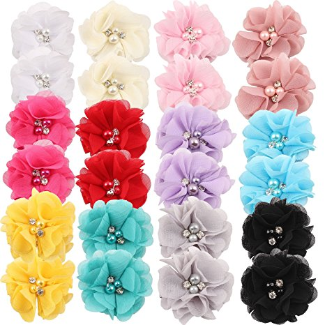 Amazon.com: Baby Girl Alligator Hair Clips (24 count) only $9.09!