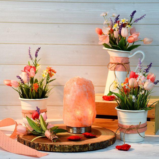 Amazon.com: Levoit Kyra Himalayan Salt Lamp just $17.99!