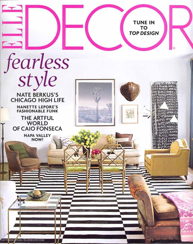 Free Subscription to Elle Decor Magazine | Money Saving Mom ...