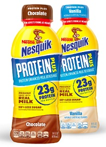 7-Eleven: Free Nesquik Protein Drink Product!