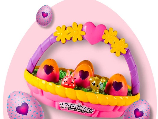 Target: Free Hatchimals Scavenger Hunt Event on March 24, 2018