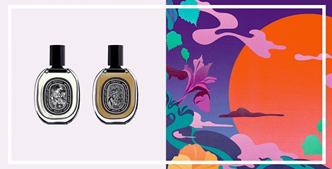 Free Sample of Diptyque Fragrance
