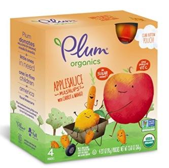 Amazon.com: Plum Organics Mashups (24 count) only $12.47 shipped!