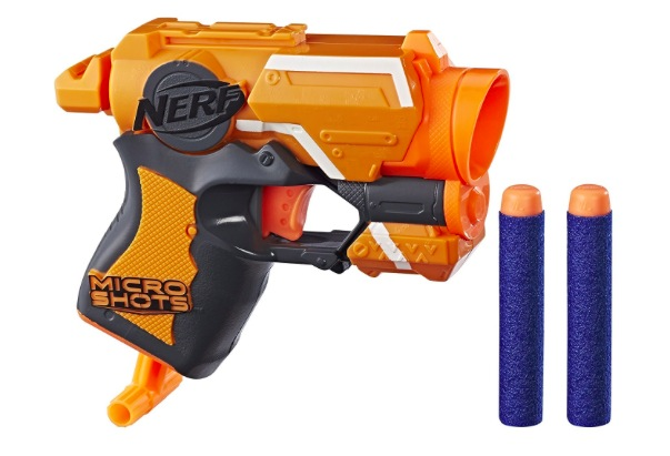 Amazon.com: Nerf MicroShots N-Strike Elite Firestrike only $6.88!