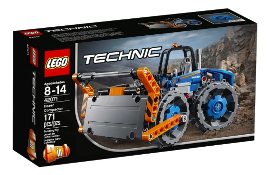 Amazon.com: LEGO Technic Building Kits only $15.99!