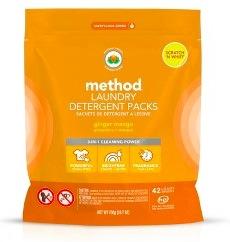 Target Cartwheel: 40% off method Laundry Detergent Packs