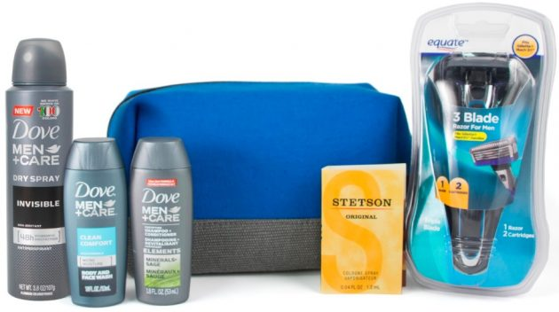 Walmart: Men's Grooming Box only $7 shipped!