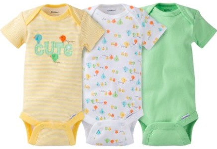 Walmart: FREE Gerber Onesies, Socks and Hats!