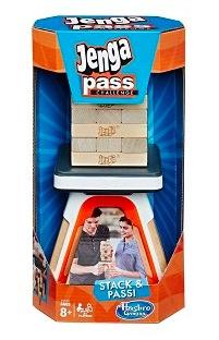 Target Cartwheel: 50% off Jenga Pass Challenge Game = Only $9.99!