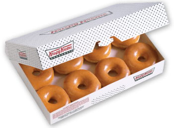 Krispy Kreme: Get One Dozen Krispy Kreme Doughnuts for only $6.99 on March 12-14, 2018!