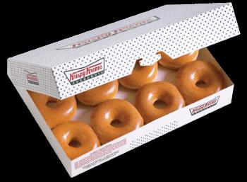 Krispy Kreme: Get One Dozen Krispy Kreme Doughnuts for only $6.99 on March 12-14, 2018!
