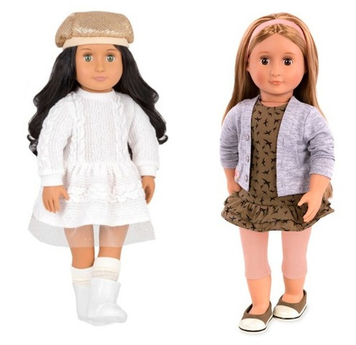 Target.com: Buy One, Get One 50% off Our Generation Dolls & Accessories