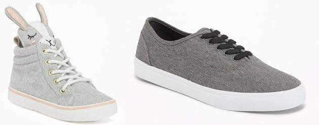 Old Navy: Up to 60% Off Shoes for Entire Family!