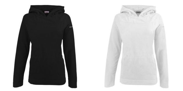 Get a Women's Columbia Glacial Fleece Hoodie for just $16 shipped!