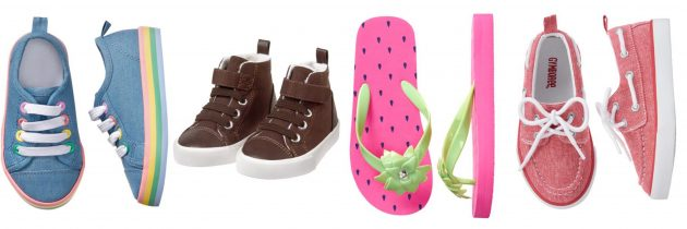 *HOT* Gymboree: Get Kid's Shoes for just $5.75 + Free Shipping!