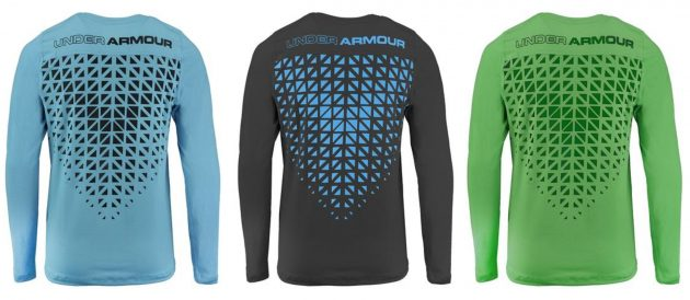 Get a Boy's Under Armour ColdGear Infrared Printed Shirt for just $15 shipped (regularly $39.99)!