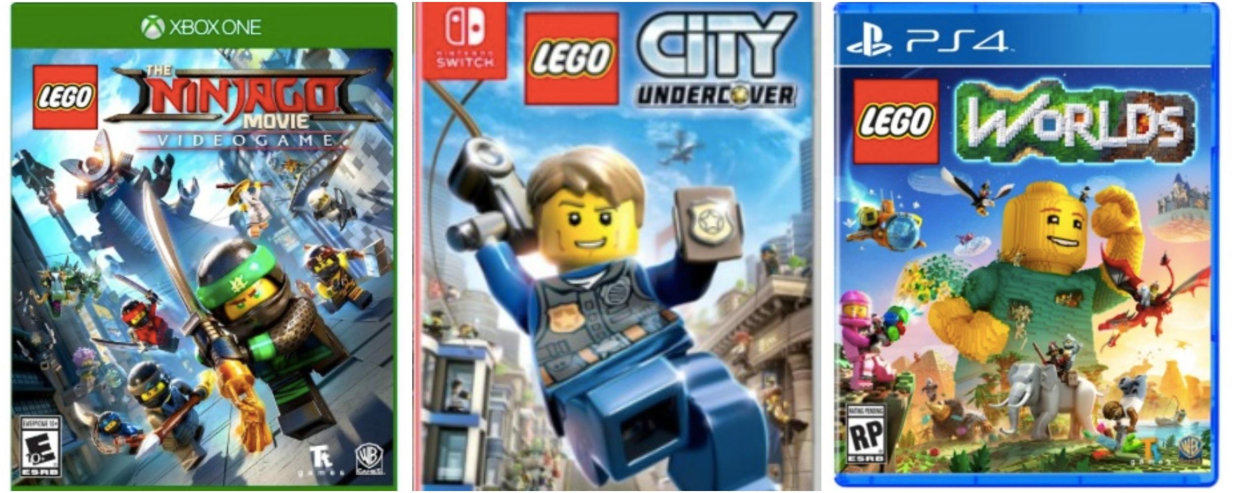Target Com Lego Video Games Only 19 99 Money Saving Mom Money Saving Mom