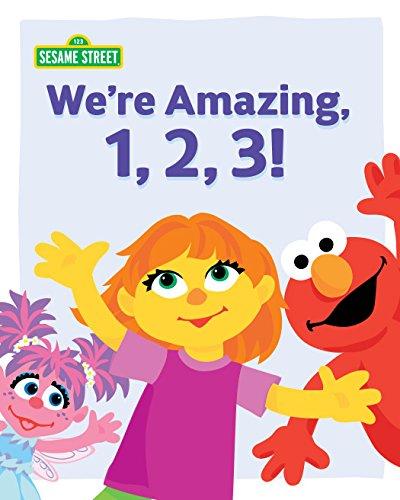 Amazon.com: Free We're Amazing, 1, 2, 3! (Sesame Street) eBook!