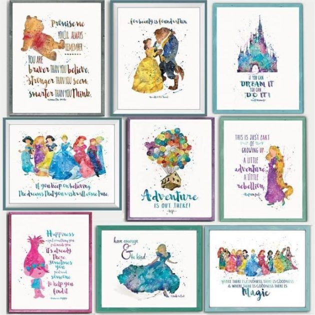 Get Enchanted Quotes & Characters for only $3.33 + shipping!