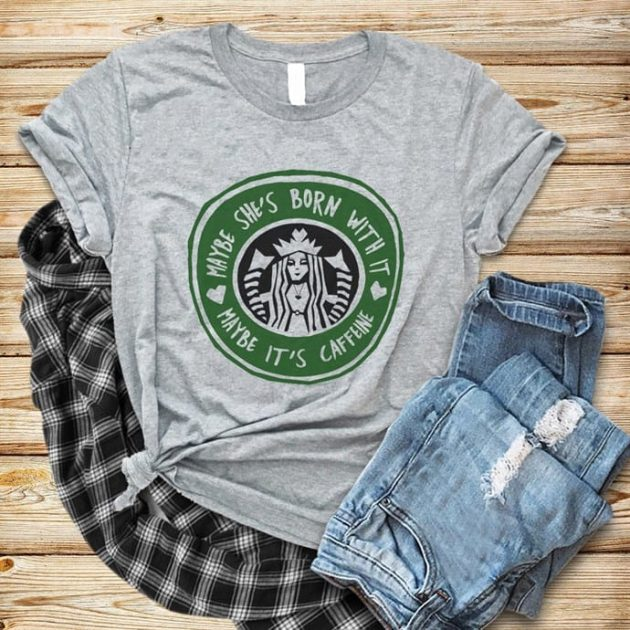 Get A Womens Starbucks Tee For Just Shipping Money - Free printable service invoice template starbucks online store