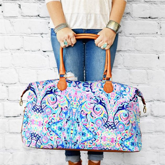 Get an Ellie Weekender for just $19.99 + shipping!