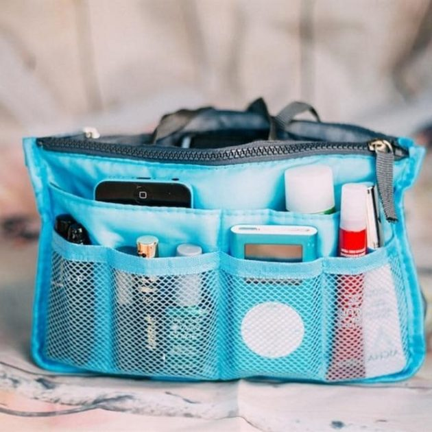 Get a Cosmetic Travel Bag Organizer for only $6.99 + shipping!