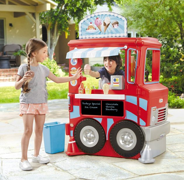 Amazon.com: Little Tikes 2-in-1 Food Truck only $89.99 shipped (regularly $159.99)!