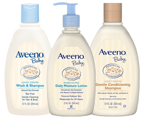 Free Aveeno Baby Products at Walmart and Target!