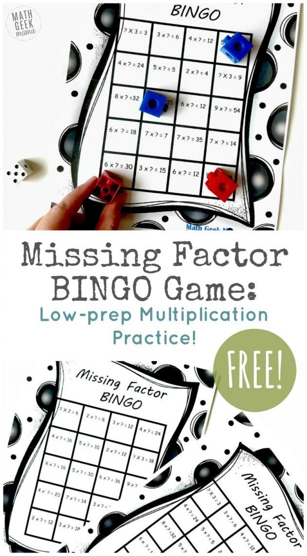 graphic regarding Factor Game Printable titled No cost Printable Lost Aspect BINGO Sport Financial Preserving Mother