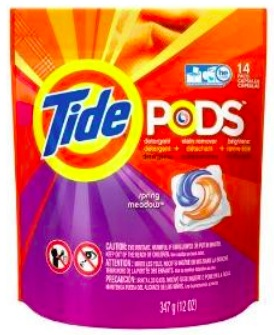 Walmart: Tide Pods (16 ct) only $1.94!