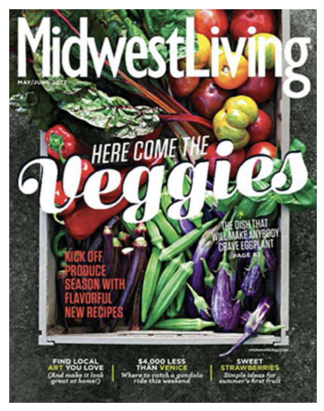 Sign Up For A Free Two Year Subscription To Midwest Living Magazine.