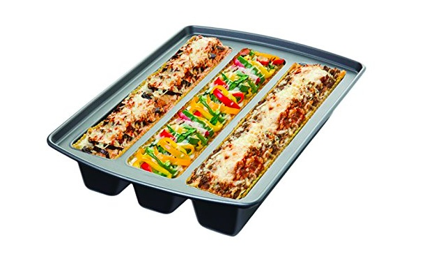 Amazon.com: Professional Lasagna Trio Pan only $13.99!