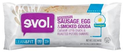 Target: Free EVOL Breakfast Sandwich or Burrito!