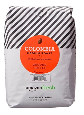 Amazon.com: AmazonFresh Colombia Ground Coffee (32 oz) only $9.72 shipped!