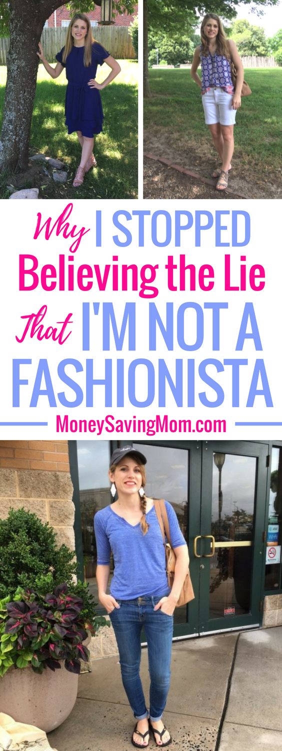 Do you struggle with style and fashion? This post will encourage you SO much!