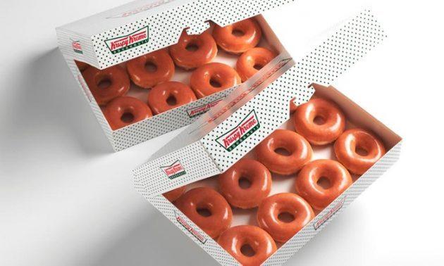 Krispy Kreme: Two Dozen Doughnuts for only $13 on April 13, 2018
