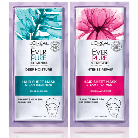 Target: Free L'Oreal Ever Hair Sheet Mask!