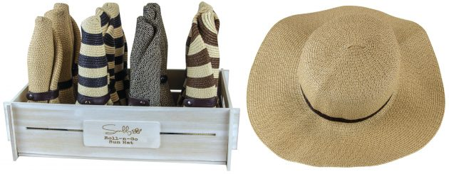 Get a Sunlily Roll-n-Go Sun Hat for just $9.99!