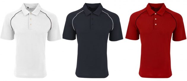 Get a Men's Adidas Climacool Colorblock Polo for only $18 shipped (regularly $45)!
