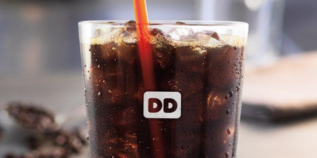 Dunkin' Donuts: Free Cold Brew Sample on April 6, 2018