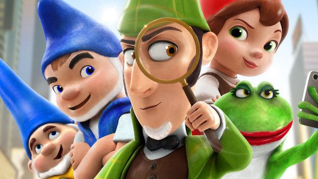 AMC Theaters: Buy One, Get One Free Sherlock Gnomes Movie Tickets