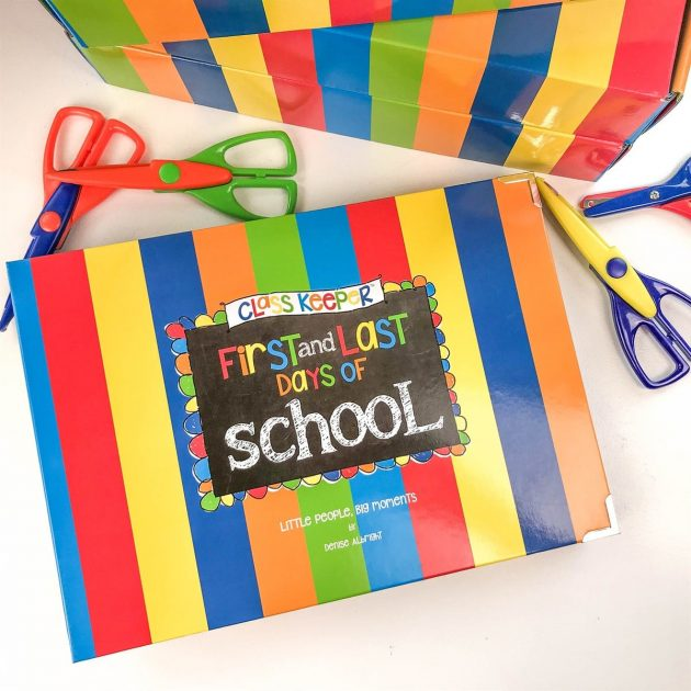 Get a School Days Memory Book for $29.95 + shipping!