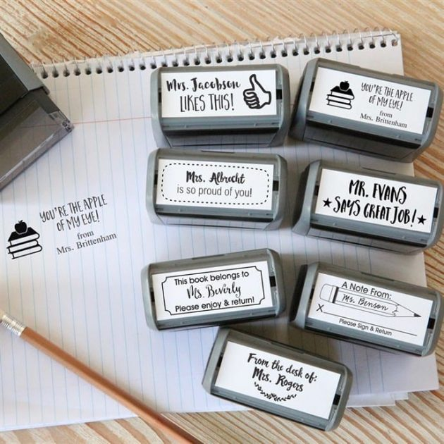 Get Self Inking Teacher Stamps for just $9.99 + shipping!