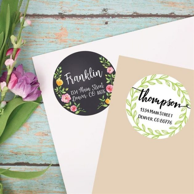 Get Address Labels (Set of 90) for only $7.95 + shipping!