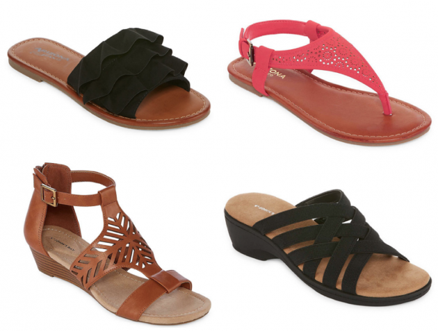 e4d3ef93fa18 JCPenney.com  Buy One Get Two Free Women s Sandals! - Money Saving ...